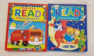 Storybook Children(2 books)