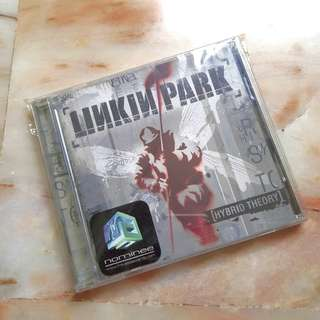 🚚 Original Linkin Park Hybrid Theory