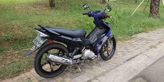 Dijual Motor Yamaha Jupiter MX 135