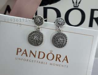 Pandora Dangle Earrings