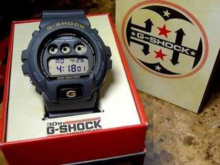 G Shock  30th Anniversary DW6930