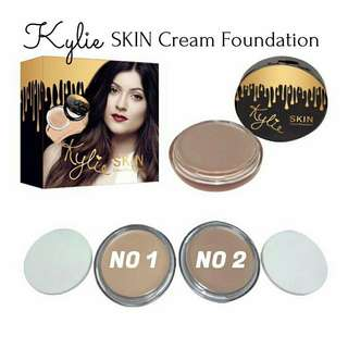 KYLIE SKIN CREAM FOUNDATION