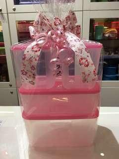 Tupperware FreezerMate Gift Set