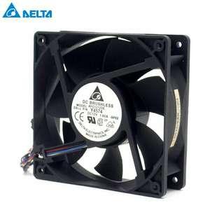 Delta High Speed Fan 12cm 12V 1.6A