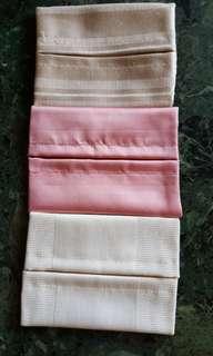 Tissue holder make of cloth