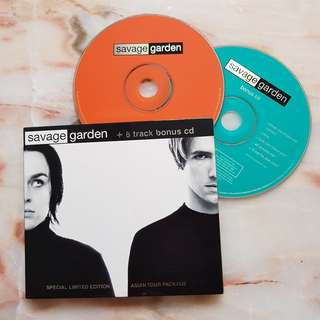 🚚 Original Savage Garden Limited Edition + Bonus CD