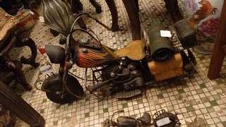 電單車模型