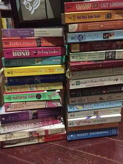 Sale Novel books (Romance,thriller,suspence,fantasy etc.)