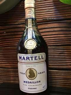 Martell Medaillon Cognac 舊酒