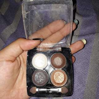 Eyeshadow brown series