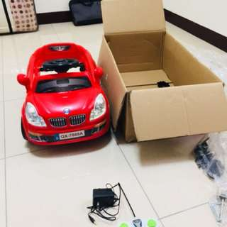 🚚 寶寶遙控車
