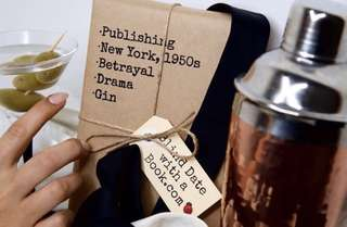 ✨ BLIND DATE WITH A BOOK! ✨