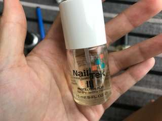 Nail Top layer coating protection plus