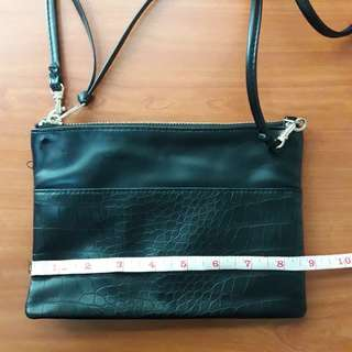 Black Sling Bag H&M