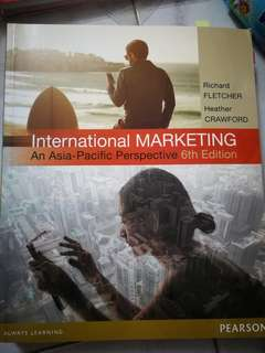 International marketing an Asia-Pacific perspective