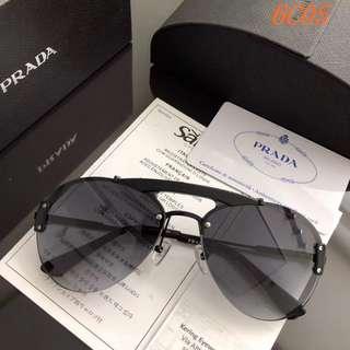 【夏日防曬神器】Prada 普拉達 太陽眼鏡 墨鏡 防曬防紫外線
