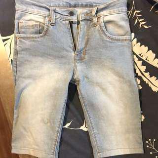 jeans pendek levis