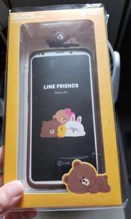 Line S9+ soft case