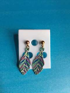 Earrings from Japan