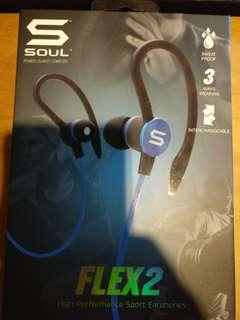 Soul Flex 2 sports earphones