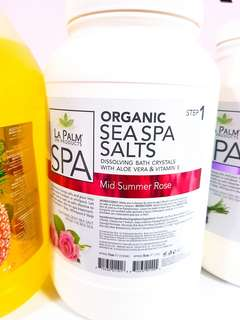 La Palm Organic Sea Salt