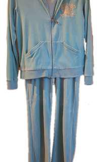 terno jacket and sweat pants
