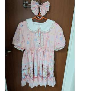 Abdl clearance sale- little princess dress adult