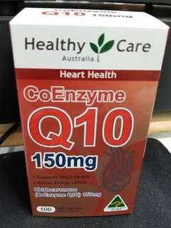 澳洲 Healthy Care Q10膠囊100粒