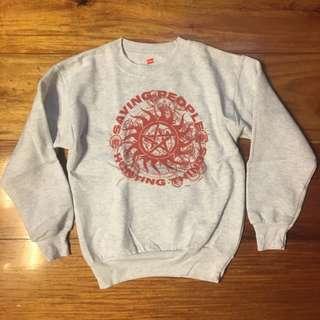 supernatural merch dean winchester sweater