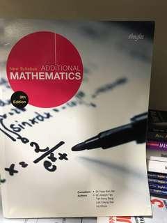 Shinglee Additional Mathematics 9th Edition