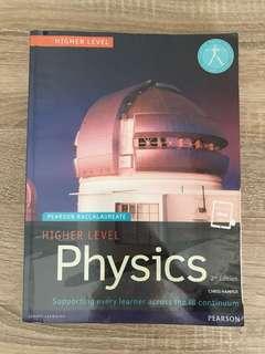 IB HL Physics Textbook
