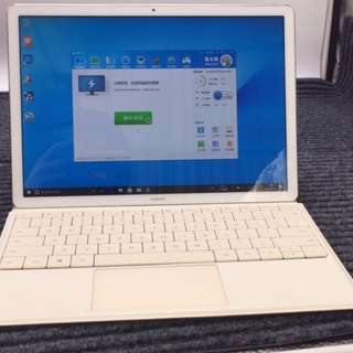HUAWEI MateBook HZ-W19 12″ M5 4G 130G Touch screen 2in1 Tablet/Netbook 99%NEW