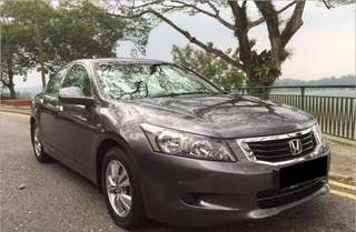 Honda Accord 2.0L SG