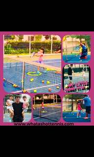 Tennis Coaching Lessons for Adults and Kids Singapore