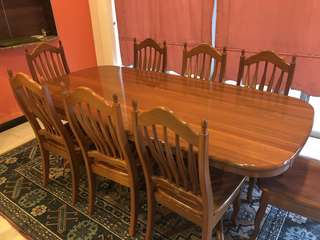 Dining Table 8 Seaters