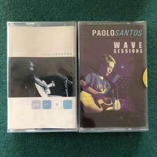 PAOLO SANTOS - Cassette Tapes
