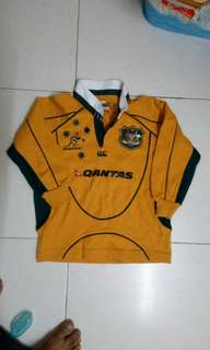 Wallabies Rugby T Shirt