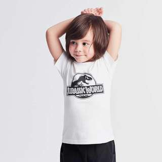 Jurassic World Kid T Shirt