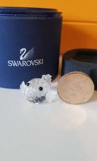 Swarovski 水晶擺設 - 金魚
