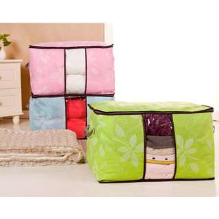5 New Colorful Leaf Quilt Storage Bag -60 (L) x 44 (W) 36 (H)