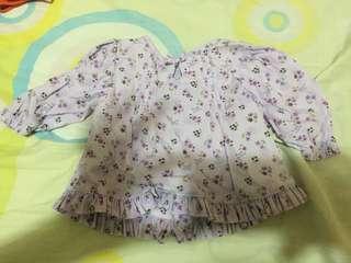Baby girl 3/4
