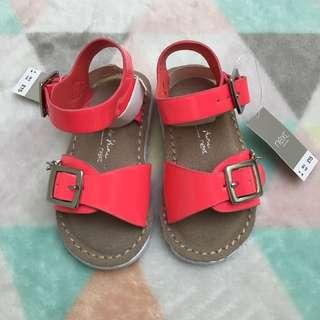 NEXT Orange Sandals