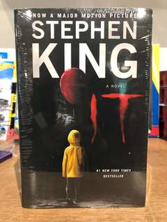 STEPHEN KING - IT -
