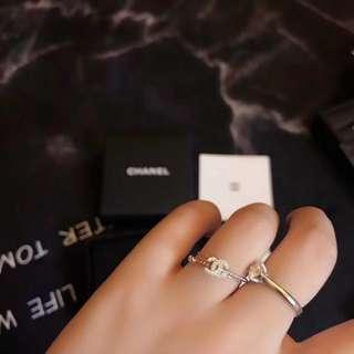 Chanel 小清新戒指