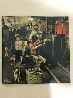 Bob Dylan Basement Tapes 2 CD US Press
