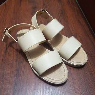 Jelly Bunny Nude Sandals