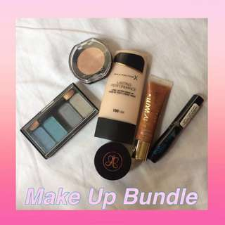REPRICED Make Up Bundle