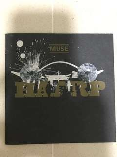 Muse Live at Wembley Stadium 07 CD & DVD
