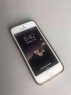 iPhone 5 16GB FU