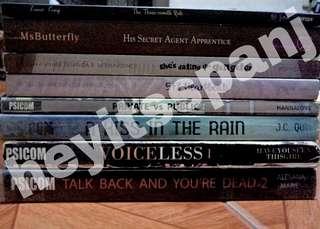 PRELOVED WP BOOKS